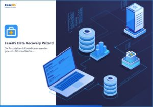 Datenrettung mit EaseUS Data Recovery Wizard